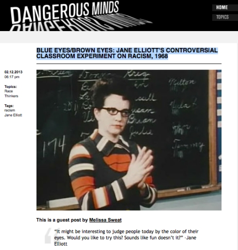 DangerousMinds_MelissaSweat_GuestBlog_2.12.13