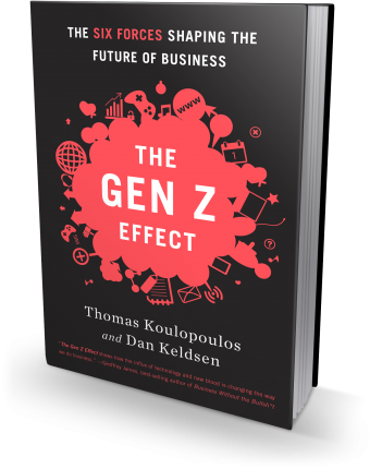 The Gen Z Effect book